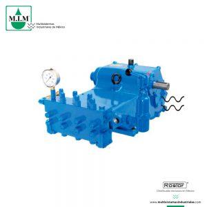 Bombeo de Agua a Alta Presión | Multisistemas Industriales de México