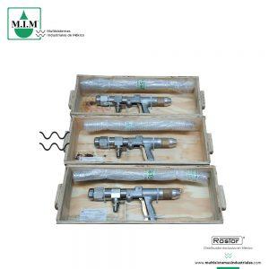 Pistola Rostor A-1 y 200