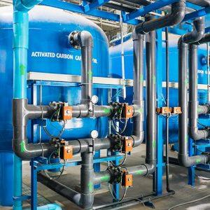 Limpieza industrial en Procesos Químicos